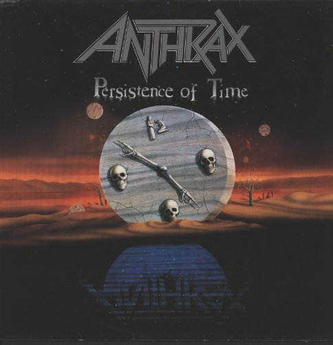 Anthrax - Persistence of time (1990) [Vinyl LP]