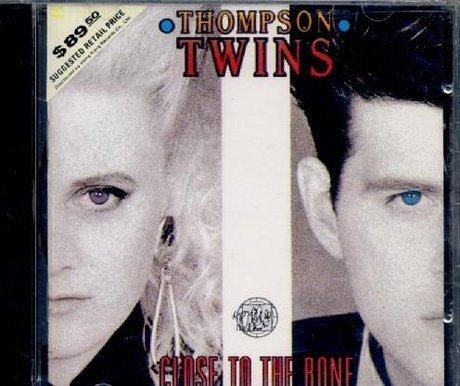 Thompson Twins - Close To The Bone (1987)