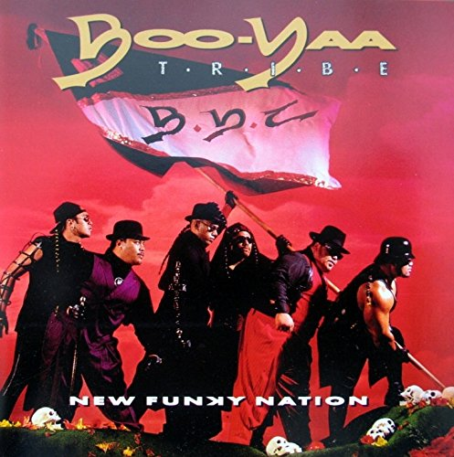 Boo Yaa Tribe - New funky nation
