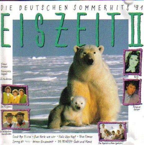 Sampler - Eiszeit II - die deutschen Sommerhits '91