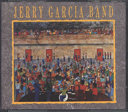 Garcia , Jerry (Band) - Jerry Garcia Band (1991)
