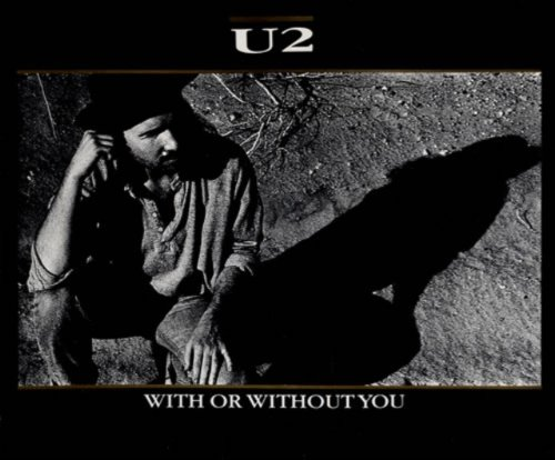 U2 - With or without you (Maxi)