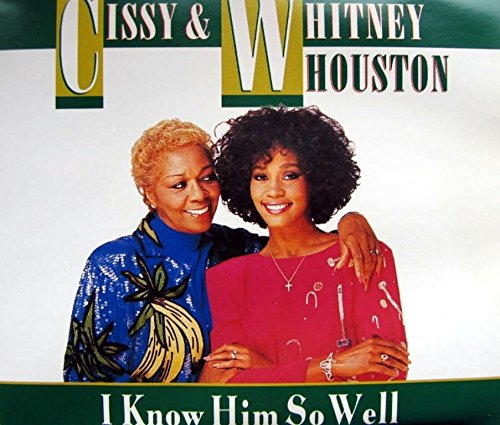 Houston , Whitney & Cissy - I Know Him So Well (Maxi)