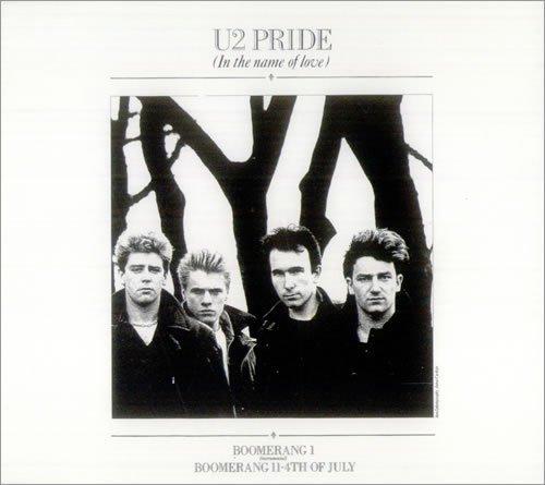 U2 - Pride (In The Name Of Love) (Maxi)