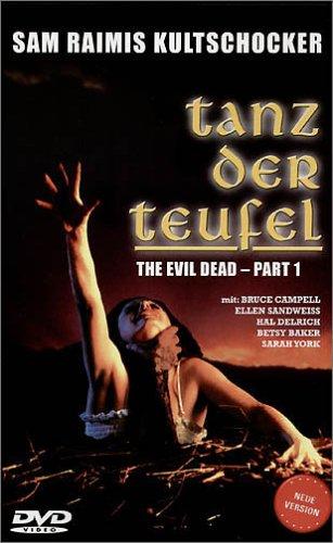 DVD - Tanz der Teufel 1 (neue Version)