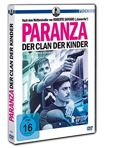 DVD - Paranza - Der Clan der Kinder