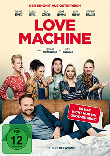 DVD - Love Machine