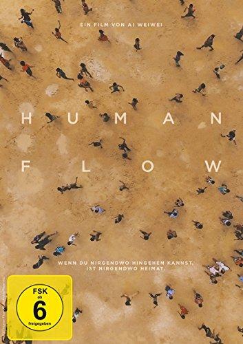 DVD - Human Flow (Ai Weiwei)