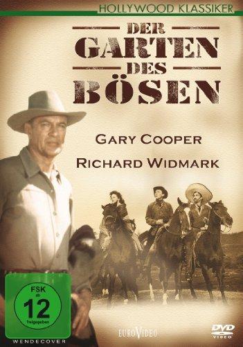 DVD - Der Garten des Bösen (Hollywood Klassiker)