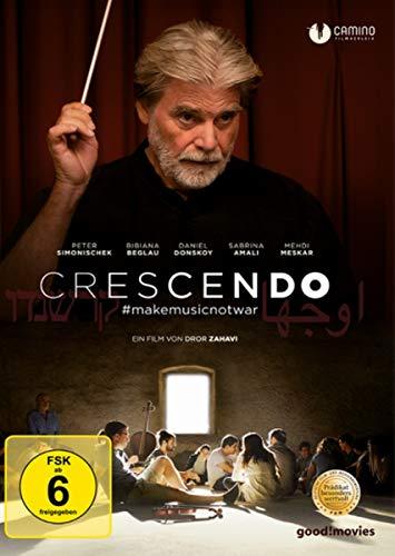 DVD - Crescendo - #Makemusicnotwar