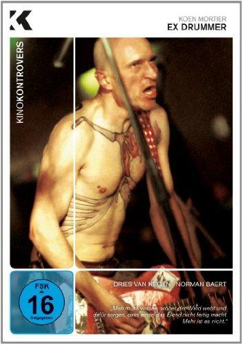 DVD - Ex Drummer (MediaBook)
