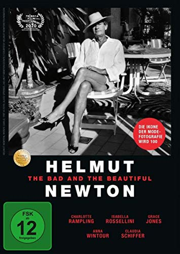DVD - Helmut Newton - The Bad and the Beautiful