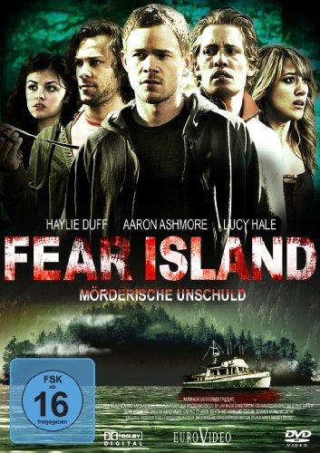 DVD - Fear Island - Mörderische Unschuld