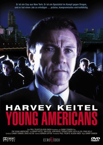 DVD - Young Americans
