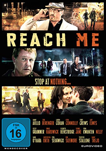 DVD - Reach Me - Stop At Nothing...