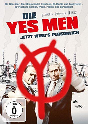 DVD - Die Yes Men - Jetzt wird's persönlich