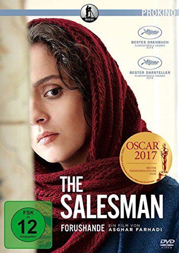 DVD - The Salesman - Forushande