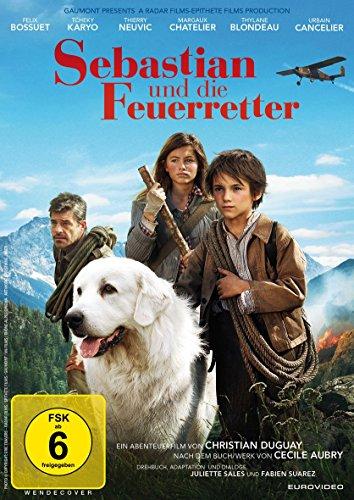 DVD - Sebastian und die Feuerretter