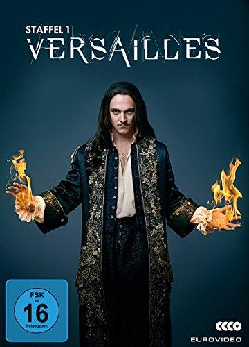 DVD - Versailles - Staffel 1