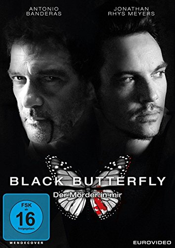 DVD - Black Butterfly - Der Mörder in mir
