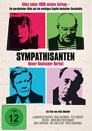 DVD - Sympathisanten - Unser Deutscher Herbst