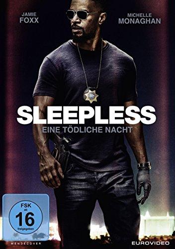 DVD - Sleepless - Eine tödliche Nacht