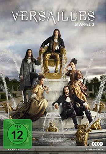 DVD - Versailles - Staffel 3