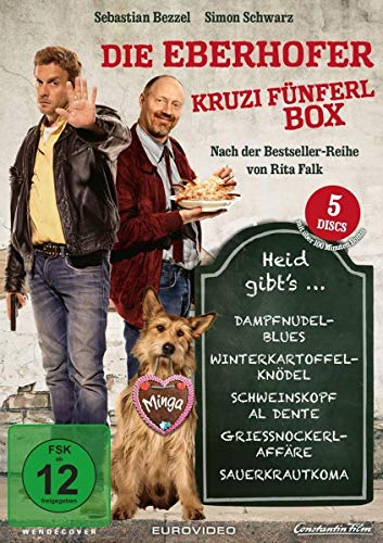 DVD - Die Eberhofer Kruzifünferl Box [5 DVDs]