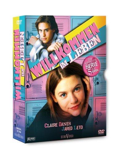 DVD - Willkommen im Leben - Die komplette Serie (5 DVDs)