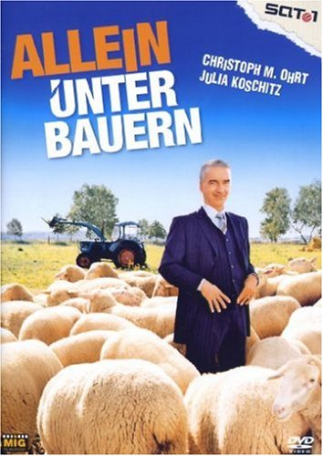 DVD - Allein unter Bauern - Die komplette Serie
