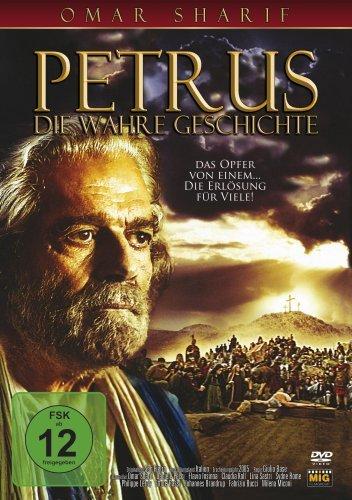 DVD - Petrus - Die wahre Geschichte