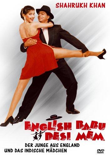 DVD - English Babu Desi Mem - Der Junge aus England und das indische Mädchen