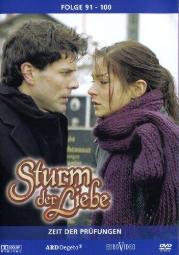 DVD - Sturm der Liebe 10 - Folge 91-100: Zeit der Prüfungen (3 DVDs)