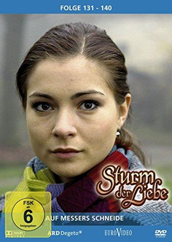 DVD - Sturm der Liebe (Folge 131 - 140)