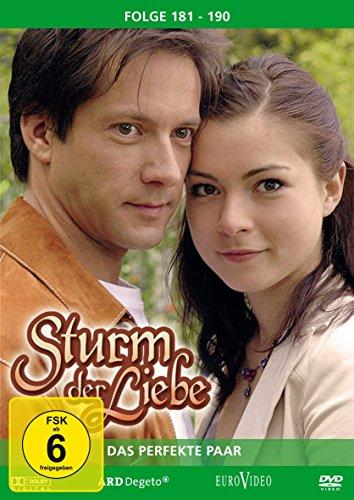 DVD - Sturm der Liebe (Folge 181 - 190)