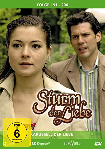 DVD - Sturm der Liebe (Folge 191 - 200)