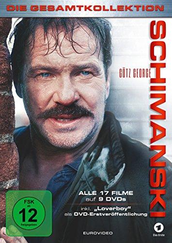 DVD - Schimanski - Die Gesamtkollektion [9 DVDs]