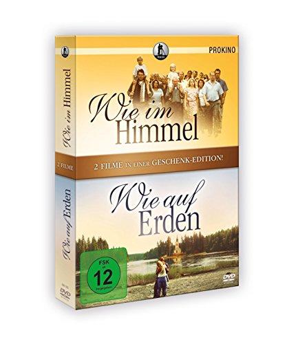DVD - Wie im Himmel / Wie auf Erden (Limitierte Geschenk-Edition)