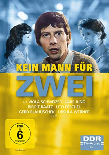 DVD - Kein Mann für Zwei