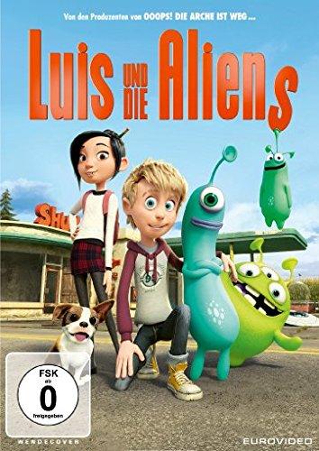DVD - Luis und die Aliens