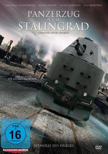 DVD - Panzerzug nach Stalingrad