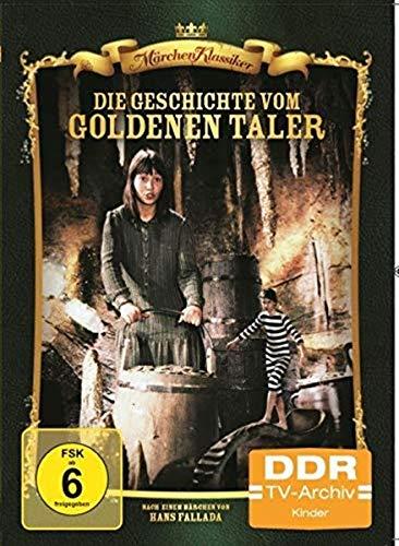 DVD - Die Geschichte vom goldenen Taler (Märchenklassiker) (DDR TV-Archiv)