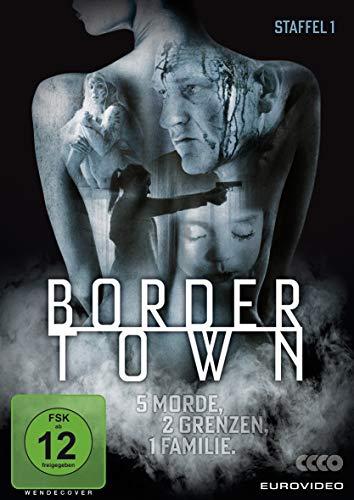 - Bordertown - Staffel 1 [4 DVDs]