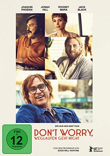 DVD - Don't worry, weglaufen geht nicht