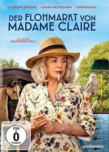DVD - Der Flohmarkt von Madame Claire