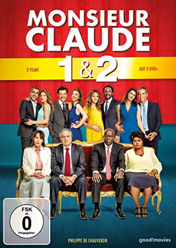 DVD - Monsieur Claude 1 & 2