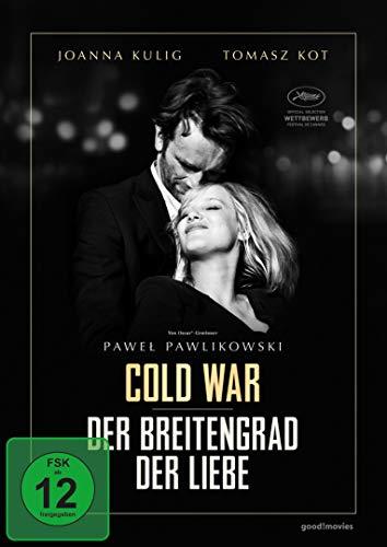 DVD - Cold War - Der Breitengrad der Liebe
