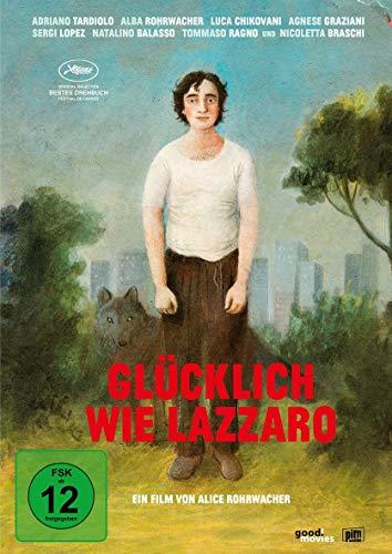 DVD - Glücklich wie Lazzaro