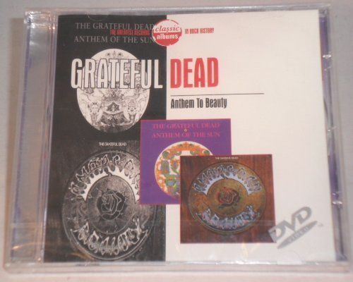 DVD - Grateful Dead - Anthem To Beauty