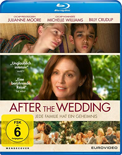 Blu-ray - After the Wedding - Jede Familie hat ihr Geheimnis